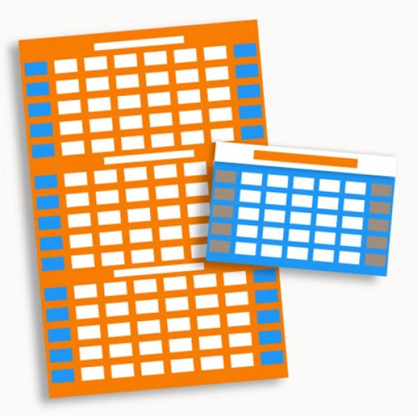 Календарные блоки 2018
