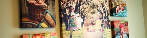 Картина на холсте: 10 идей, от которых ваши стены будут в восторге