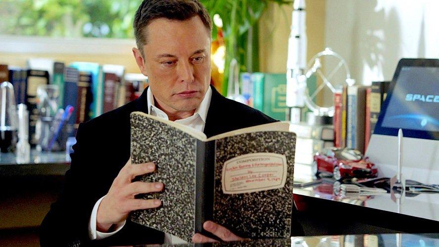 Почему блокноты использует даже Илон Маск?