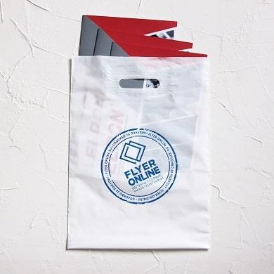 Шелкография на ПВД-пакетах