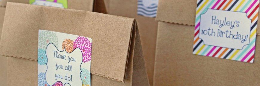 Как сделать стикеры отличным подарком от вашего бренда?