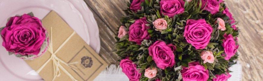 Как заставить живые цветы не вянуть 5 лет?